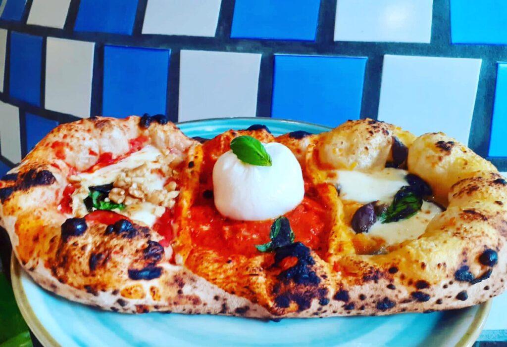 Le pizze special della Pizzeria da Mimmo