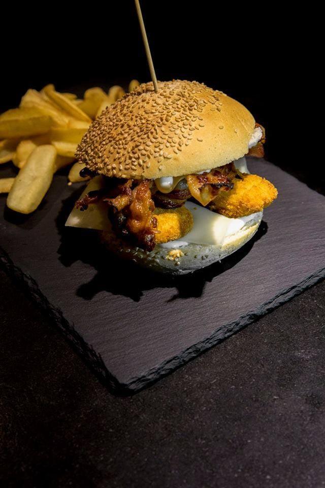 Il delivery di hamburger & co