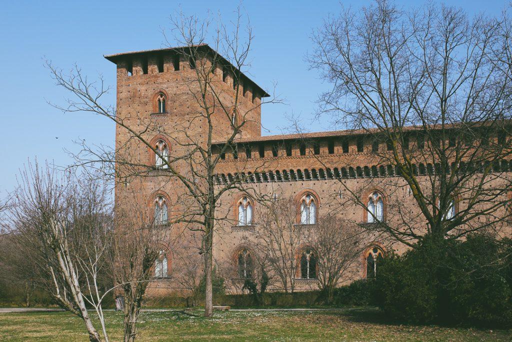 Cosa vedere a Pavia: il Castello Visconteo